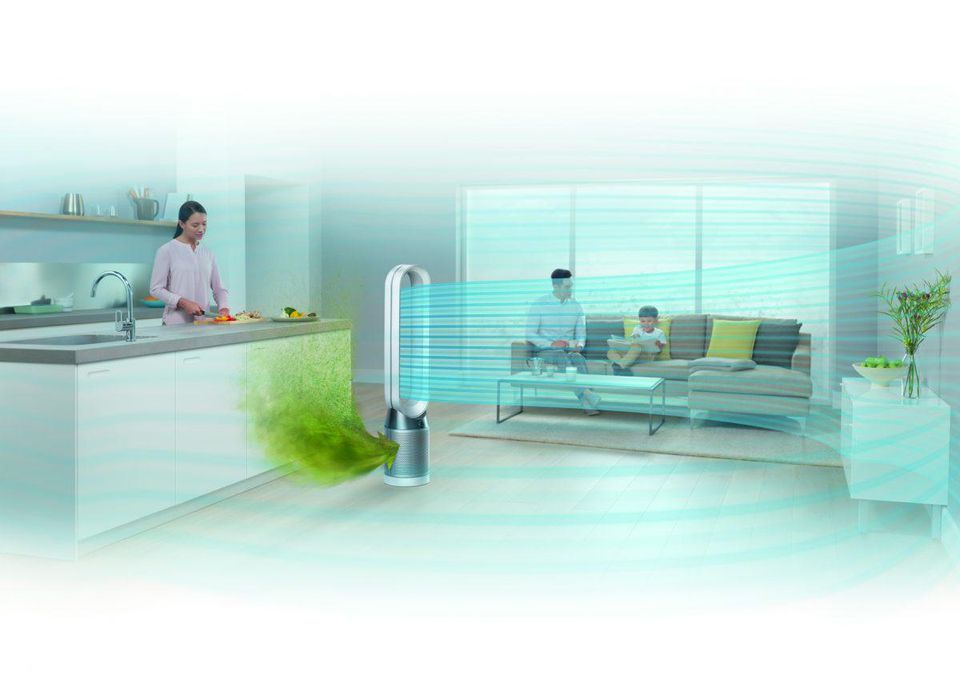 اجهزة تنقية الهواء للنباتات المنزلية