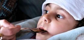 علاج الكحة للرضع والأطفال